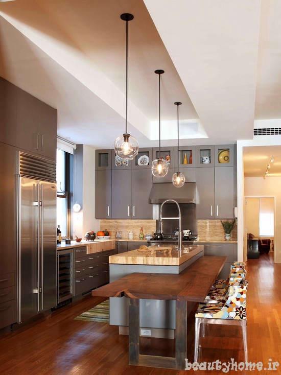 مدل دکوراسیون آشپزخانه جدید
