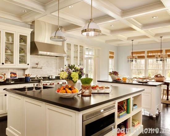 جدیدترین عکسهای دکوراسیون آشپزخانه 2015