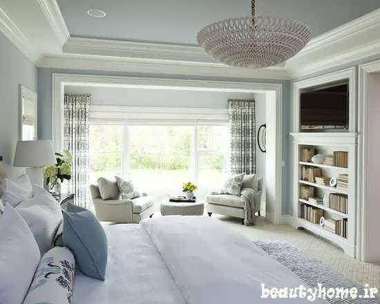 طراحی جدید دکوراسیون اتاق خواب