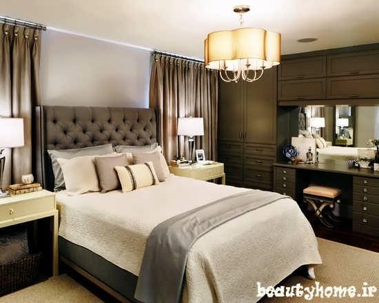 طراحی چیدمان اتاق خواب جدید