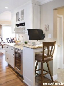 ایده ارزان دکوارسیون داخلی آشپزخانه