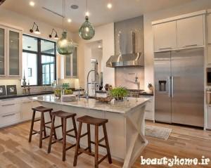 طراحی ارزان برای دکوارسیون داخلی آشپزخانه 2013