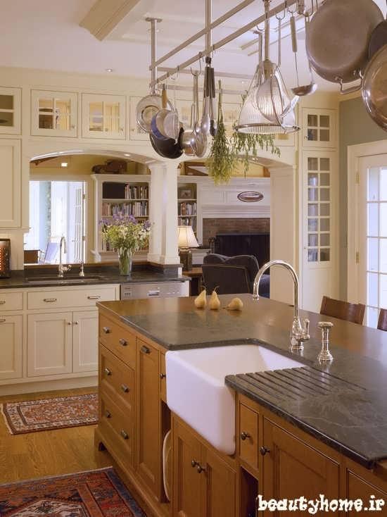 طراحی دکوراسیون آشپزخانه مدرن 2013