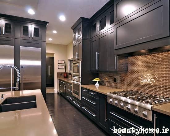 ایده ارزان دکوراسیون داخلی آشپزخانه