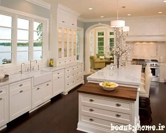 طراحی دکوراسیون آشپزخانه 2013