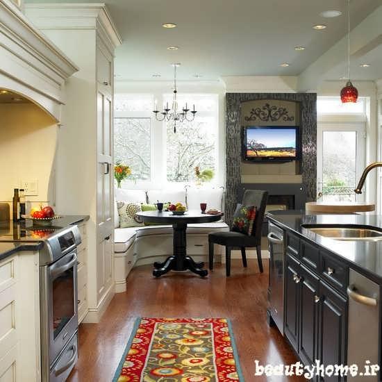 دکوراسیون آشپزخانه مدرن 2013