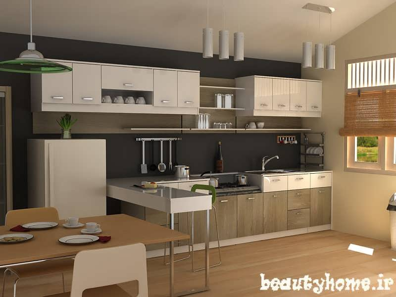 Preview for Modern kitchen small