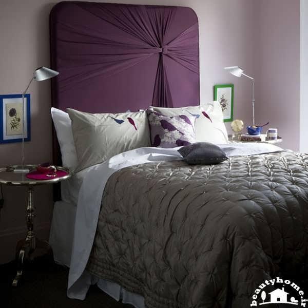 چیدمان و تزئین اتاق خواب و چیدن تخت خواب