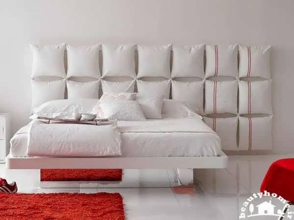 بالش تزئین اتاق خواب و تخت خواب