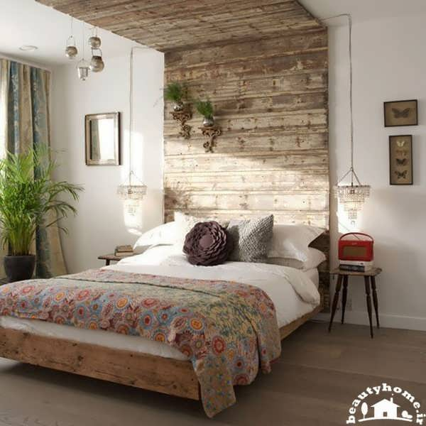 ایده های نو برای تزئین اتاق خواب و تخت خواب