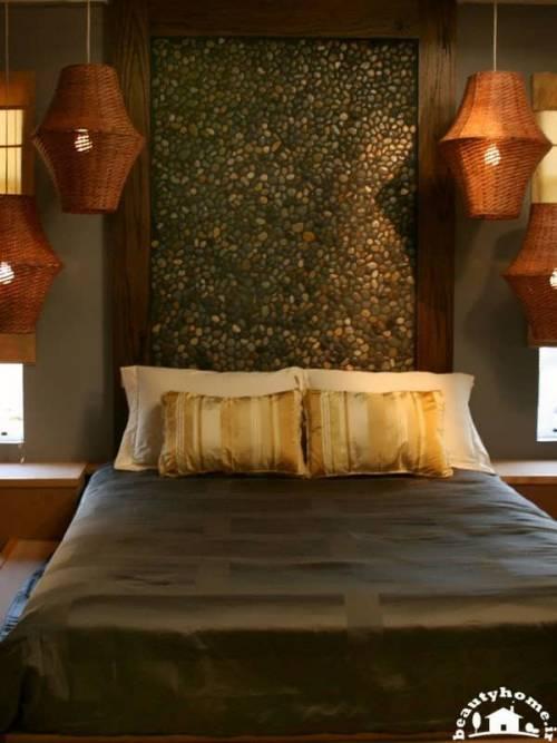 ایده نو تزئین اتاق خواب و تخت خواب 2013