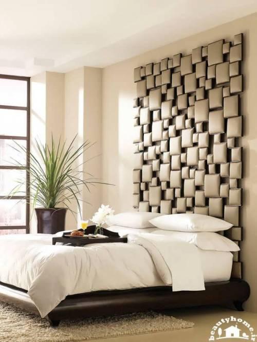 ایده نو تزئین اتاق خواب و تزئین تخت خواب