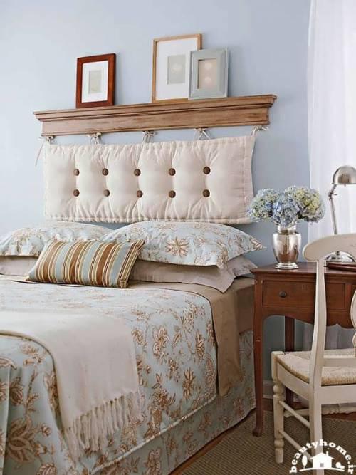 ایده های نو تزئین اتاق خواب و تخت خواب 2013