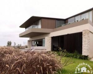 نمای خارجی ساختمان شیک و مدرن 2013