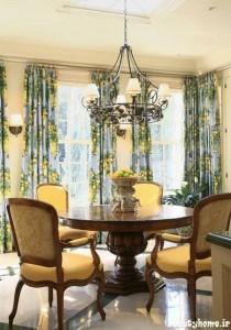 مدل میز نهارخوری زیبا و مدرن 2013