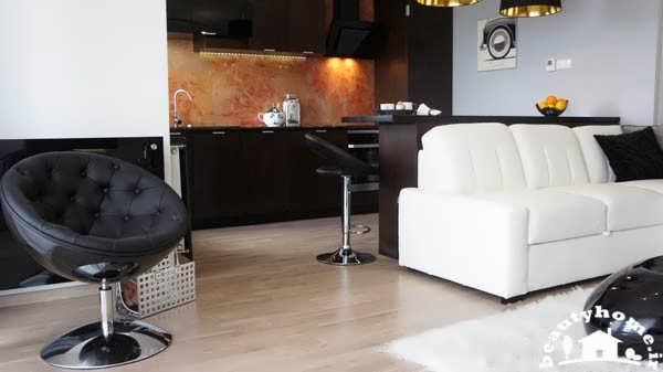 ایده های نو در طراحی دکوراسیون داخلی خانه کوچک و زیبا