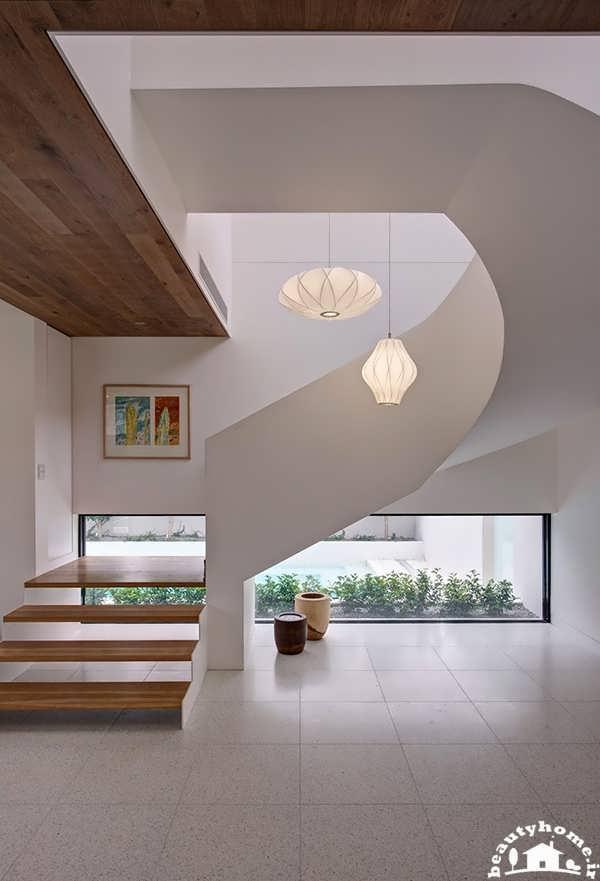 طراحی معماری داخلی ویلا مدرن و شیک زیبا