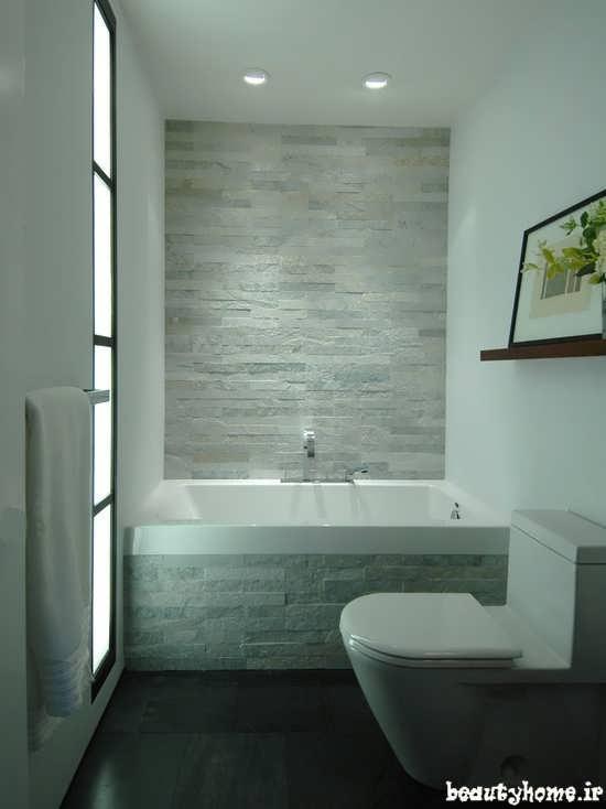 طراحی دکوراسیون حمام خانه ایرانی مدرن 2013