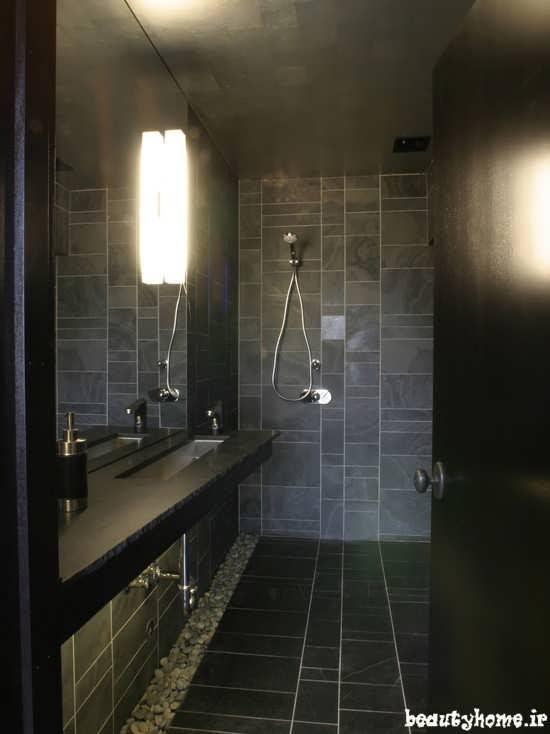 طراحی دکوراسیون حمام خانه ایرانی مدرن 92