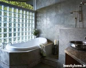 طراحی دکوراسیون حمام شیک و مدرن