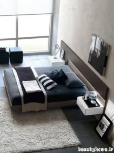 دکوراسیون اتاق خواب ساده و کلاسیک زیبا