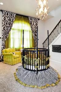مدل تخت نوزاد برای سیسمونی جدید و مدرن