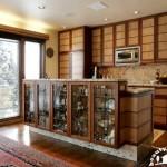 طراحی دکوراسیون آشپزخانه کوچک ایرانی