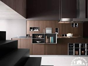 کابینت ام دی اف mdf آشپزخانه مدرن