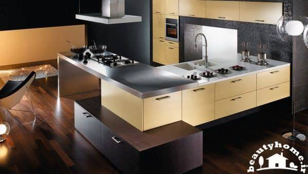 کابینت جدید و مدرن آشپزخانه 2013
