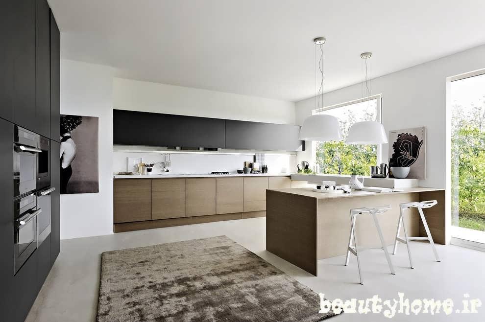 دکوراسیون آشپز خانه های پر طرفدار و مدرن
