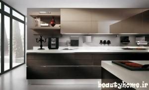 طراحی دکوراسیون آشپز خانه مدرن