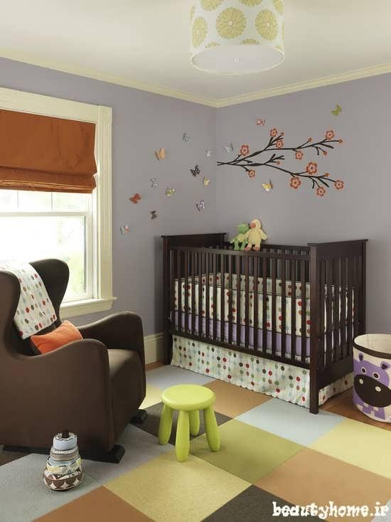 عکس مدل تخت نوزاد با طراحی زیبا 92