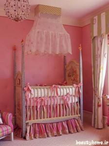 عکس مدل تخت نوزاد 2013