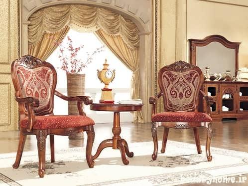 مدل مبل سلطنتی زیبا و تاریخی