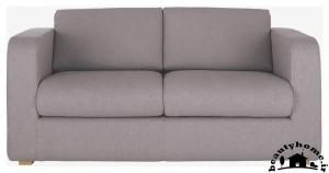 مدل کاناپه راحتی جدید ساده طوسی زیبا