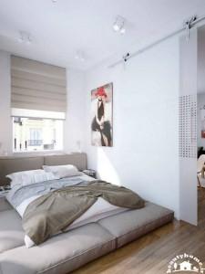 طراحی داخلی اتاق خواب ارزان و شیک