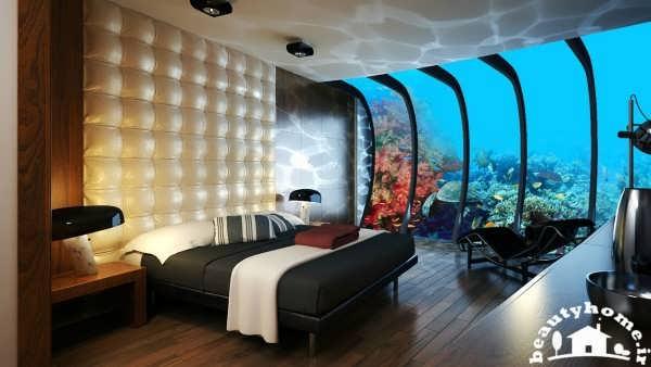 طراحی داخلی هتل مدرن 2013