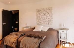 طراحی اتاق خواب شیک در معماری داخلی خانه