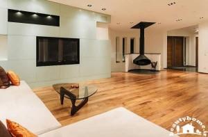 معماری داخلی خانه با طراحی شیک و زیبا