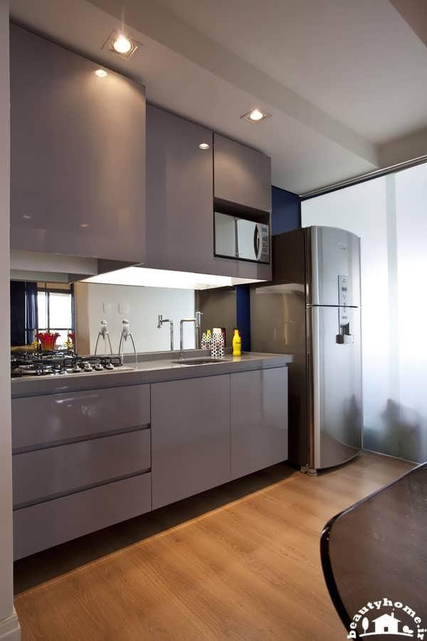 بزرگتر نشان دادن خانه های کوچک با طراحی دکوراسیون ایده آل