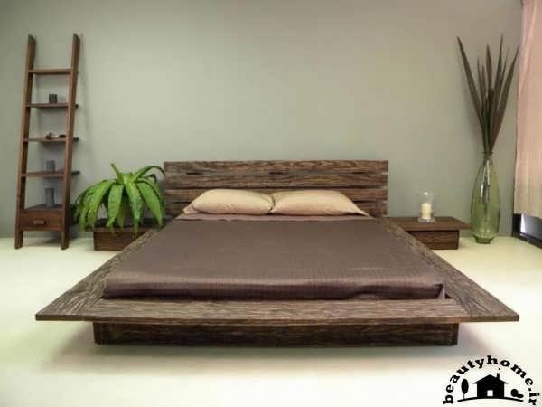 Asian Platform Bed 600 x 450