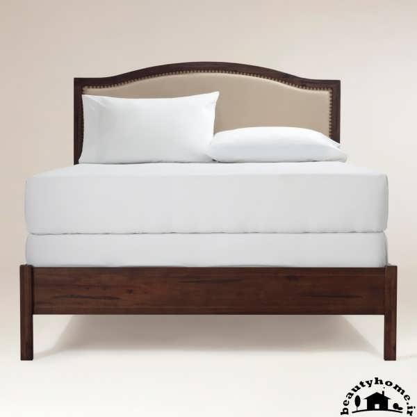مدل تخت خواب ساده و زیبا