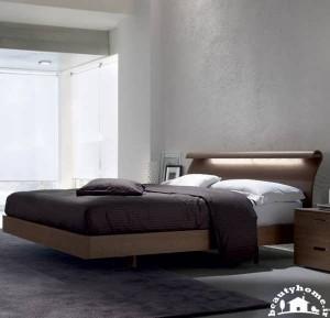 مدل تخت خواب مدرن شیک با طرح ام دی اف