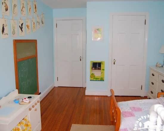 طراحی داخلی اتاق کودک با خلاقیت های دخترانه