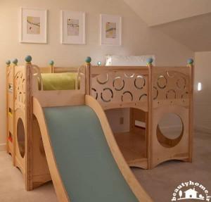 دکوراسیون داخلی محیط بازی مهد کودک