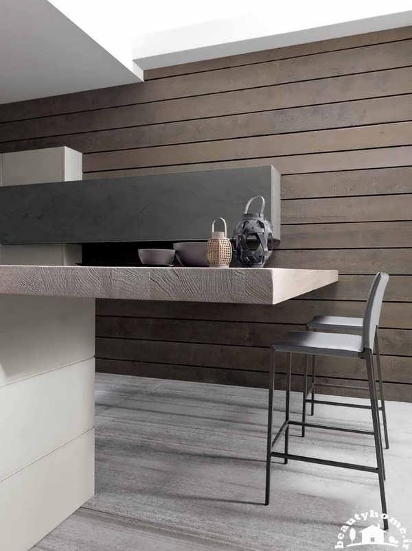 ایده های ساخت میز غذاخوری باکلاس در آشپزخانه