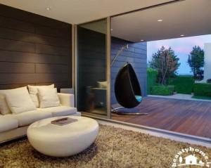 طراحی دکوراسیون داخلی اتاق پذیرایی