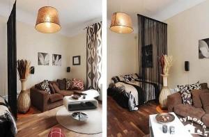 دکوراسیون زیبا برای خانه های کوچک