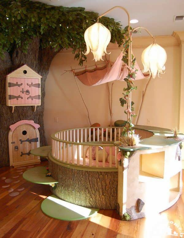 طراحی اتاق بازی کودک
