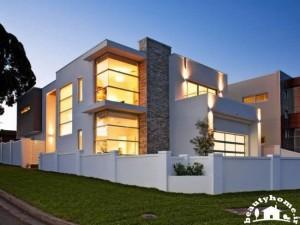 نمای خانه مدرن